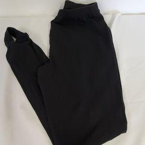 STIRRUPS black leggings